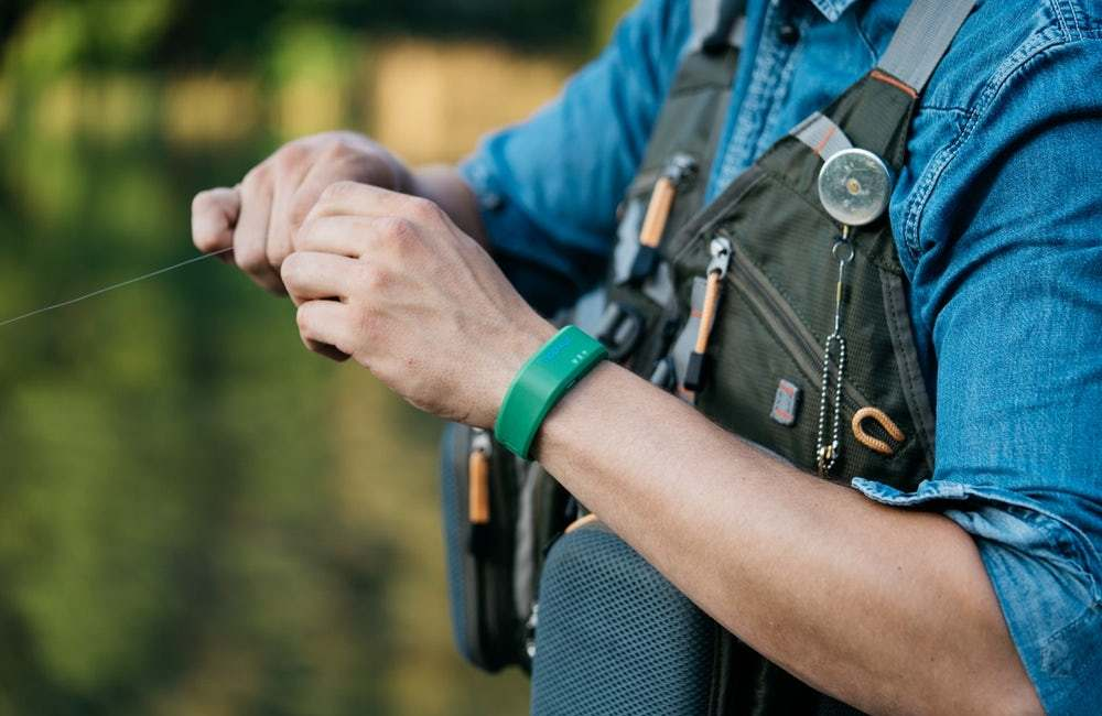 Kickstarter, opaska, Nopixgo, akcja, komary, co przeciw komarom, jak walczyć z komarami, ukąszenia, elektromagnetyczne pole