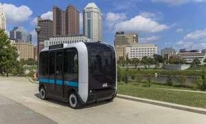 Olli – autonomiczny samochód wydrukowany w 3D