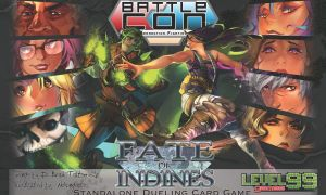 Recenzja gry BattleCON: Fate of Indines