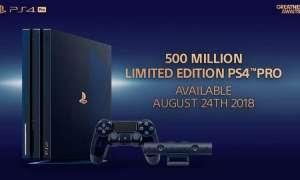 Limitowana edycja PS4 wyprzedała się w mgnieniu oka