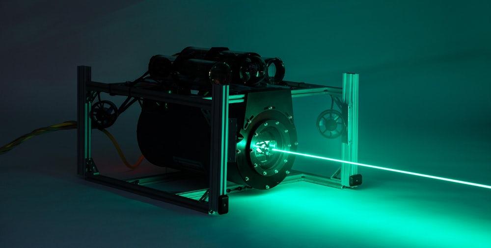 Nowe kryształy mogą zrewolucjonizować laserową broń
