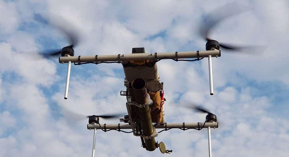 Ukraina, Wojna, Rosja, dron, dron militarny, Matrix UAV, UAV, Demon