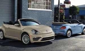 Kultowy Volkswagen Beetle powoli przechodzi do historii