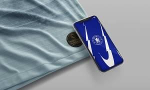 Nike wprowadza repliki koszulek piłkarskich Chelsea z NFC