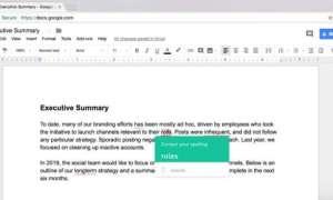 Grammarly trafiło właśnie do Dokumentów Google