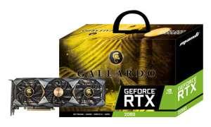 Manli zaprezentowało grafiki RTX 2080 i RTX 2080 Ti