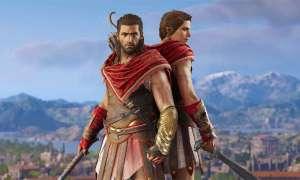 Assassin's Creed Odyssey trafi na konsolę Switch