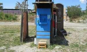 BAMBi to automatyczna stacja, która sama uzdatnia wodę do mycia rąk