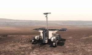 Prototypowy marsjański łazik rozpoczął testy tysiące kilometrów od stacji kontroli