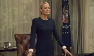Atak na Clair w nowym trailerze House of Cards