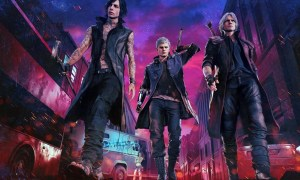 Devil May Cry 5 Ultra Limited Edition z ciuchami bohaterów