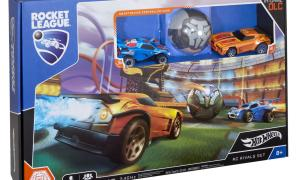 Rocket League i Hot Wheels łączą siły
