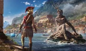 Sprzedaż Assassin's Creed: Odyssey zachwyca