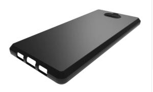 Wyciekło zdjęcia etui na Sony Xperia XA3 i XA3 Ultra