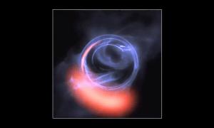 Naukowcy znaleźli dowód na to, że w centrum naszej galaktyki jest czarna dziura