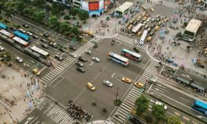 Zanieczyszczenia generowane przez samochody z dieslem hamują rozwój płuc u dzieci