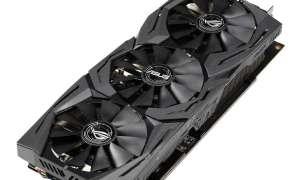 Asus prezentuje grafikę ROG Strix Radeon RX 590