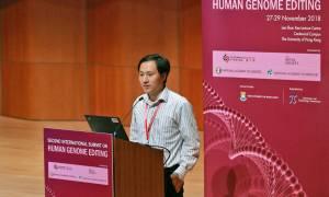 Chiny wstrzymały badania nad edycją genową dzieci