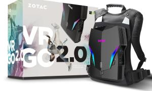 Komputerowy plecak ZOTAC VR GO 2.0
