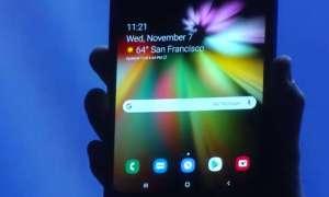 Wyciekła cena składanego smartfona od Samsunga