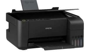 Test drukarki 3w1 Epson EcoTank L3150