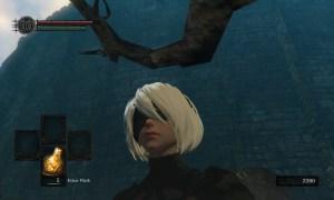 2B z Nier Automata dostępna w Dark Souls