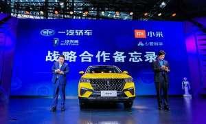 Xiao AI jako asystent głosowy w samochodach