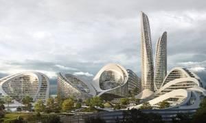 Zaha Hadid Architects stworzy nową dzielnicę w pobliżu Moskwy
