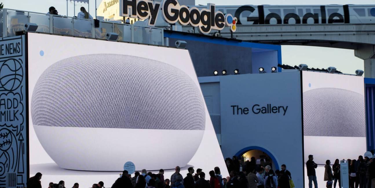 Google, SI Google, wiadomości Google, asystent Google, głośnik Google,