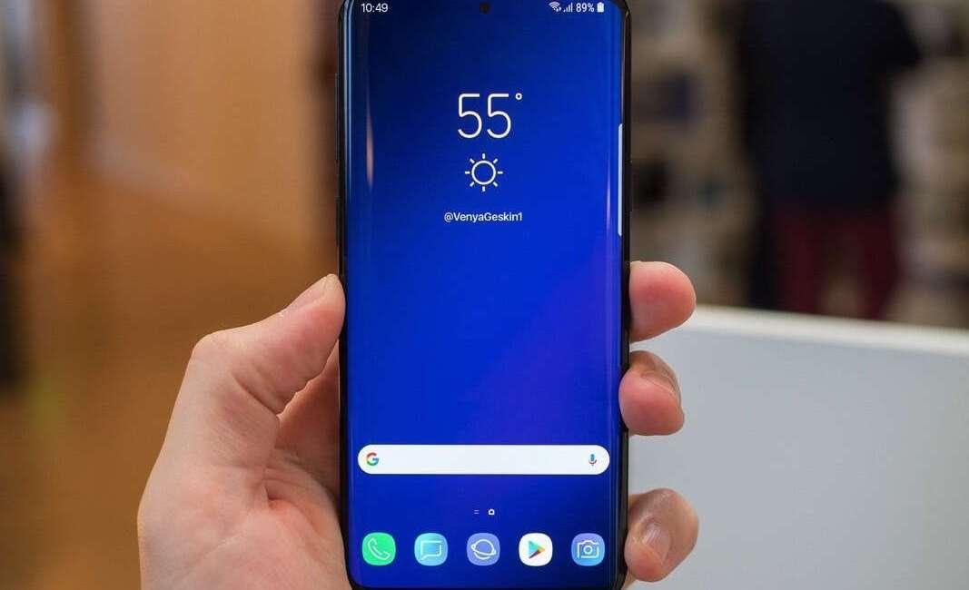 Samsung Galaxy S10, produkcja Samsung Galaxy S10, liczba sztuk Samsung Galaxy S10, ilość Samsung Galaxy S10