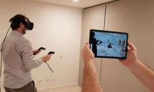 Powstała aplikacja pozwalająca wejść do czyjejś wirtualnej rzeczywistości