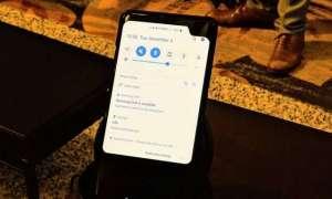 Prototyp smartfona 5G Samsunga z dziwnym notchem