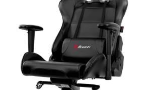 Test fotela Arozzi Verona XL+