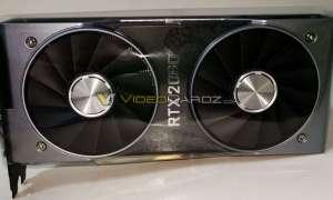 Zdjęcia i data premiery GeForce RTX 2060