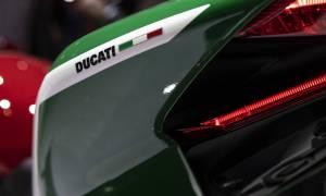 Ducati potwierdza swój własny elektryczny motocykl