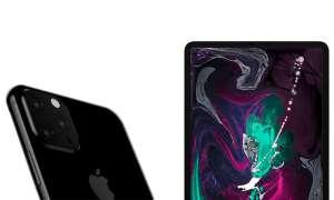 Apple testuje potrójny aparat dla iPhone 2019