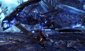 Królowa Ksenomorfów jako mod do Monster Hunter World