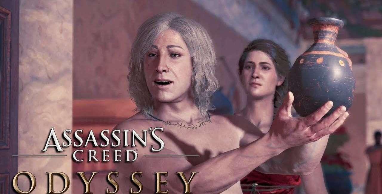 """Ubisoft naprawia swoje """"homofobiczne"""" DLC w AC: Odyssey"""