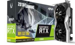 ZOTAC zaprezentował karty RTX 2060