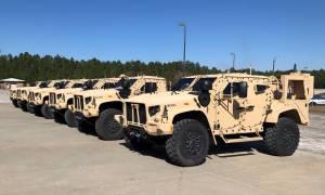 JLTV nie takim idealnym zastępcą dla Humvee w armii USA