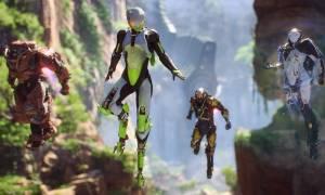 BioWare zapowiada w Anthem jedno, a potem robi drugie