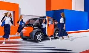 Pomysł Citroena na EV w miastach przyszłości