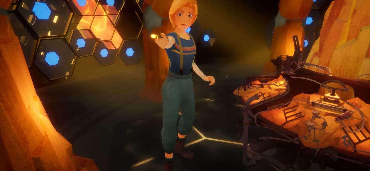 Odcinek Doctora Who na VR
