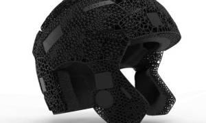 Wydrukowane w 3D wkładki do kasków futbolowych zapewnią zawodnikom lepszą ochronę
