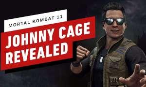 Johnny Cage w Mortal Kombat 11 będzie miał przezabawne Fatality