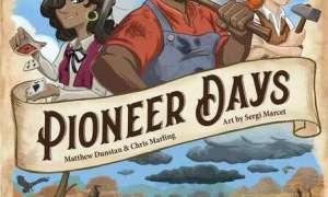 Recenzja gry planszowej Pioneer Days