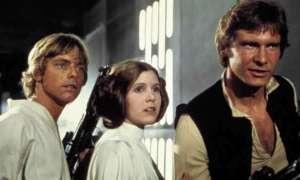 Tak mogłoby po latach wyglądać spotkanie Luke'a i Hana Solo