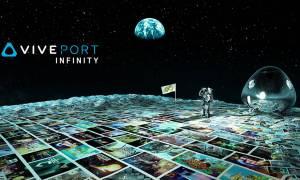 Abonament Viveport Infinity dla gier w wirtualnej rzeczywistości