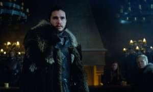Czyżby Kit Harington ujawnił ogromny spoiler dotyczący Jona Snowa?