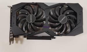 Test Gigabyte GeForce GTX 1660 OC